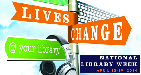 Lives Change At Your Library