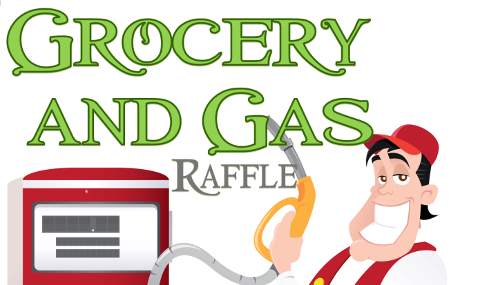 Gas and Grocery Raffle